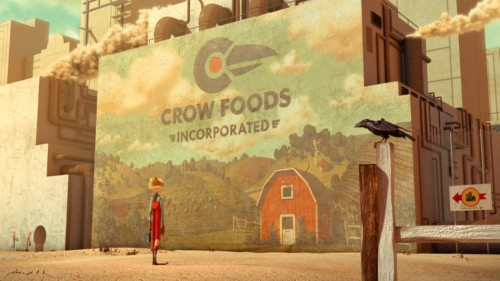 Chipotle: The Scarecrow Mobile Game Trailer Going Viral