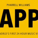 Pharrell Releases The World's First 24 Hour Music Video