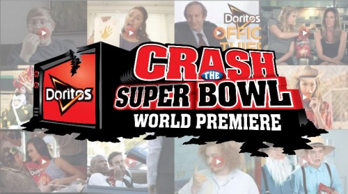 Doritos Crash The Super Bowl VIII