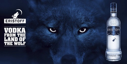 How Eristoff Let's Its Facebook Fans Howl With The Wolves? By Igor Beuker for ViralBlog.com