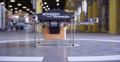 Amazon Prime Air: From Robot City To Drone Delivery - viralblog.com