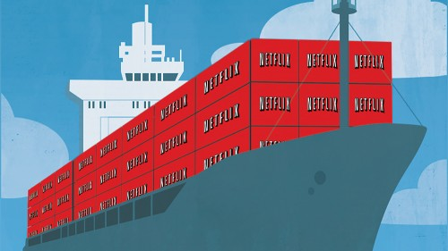 Why Netflix Will Open Its Library In France & Germany In 2014? - by Igor Beuker for ViralBlog.com