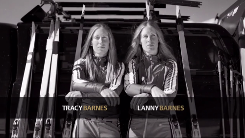 Guiness-twins-commercial-tracy-barnes-lanny-barnes
