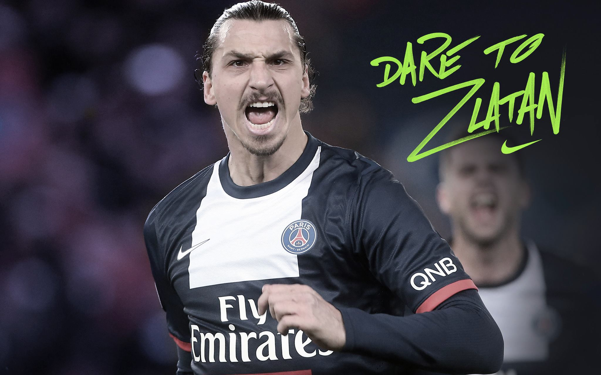 Zlatan Ibrahimovic and Nike have teamed up to create a remarkable new