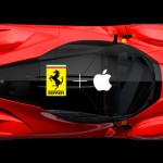 Apple iOS To Drive Ferrari, Mercedes-Benz and Volvo?
