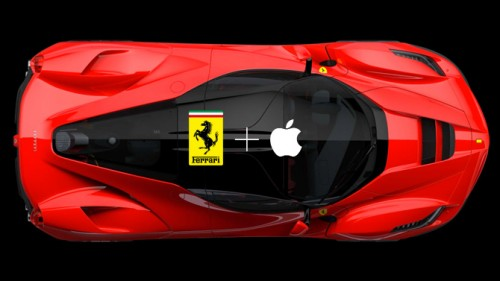 Apple iOS To Drive Ferrari, Mercedes-Benz and Volvo? Igor Beuker for ViralBlog.com