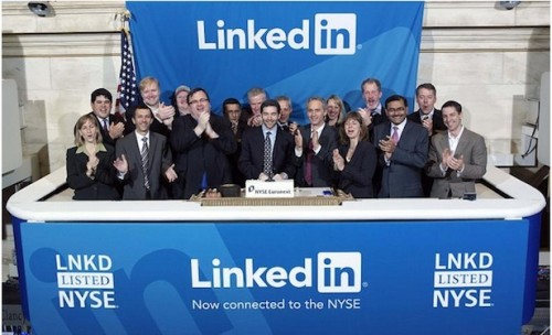 3 Years After Its IPO LinkedIn Turns Into A Media Company - By trendwatcher Igor Beuker for ViralBlog.com