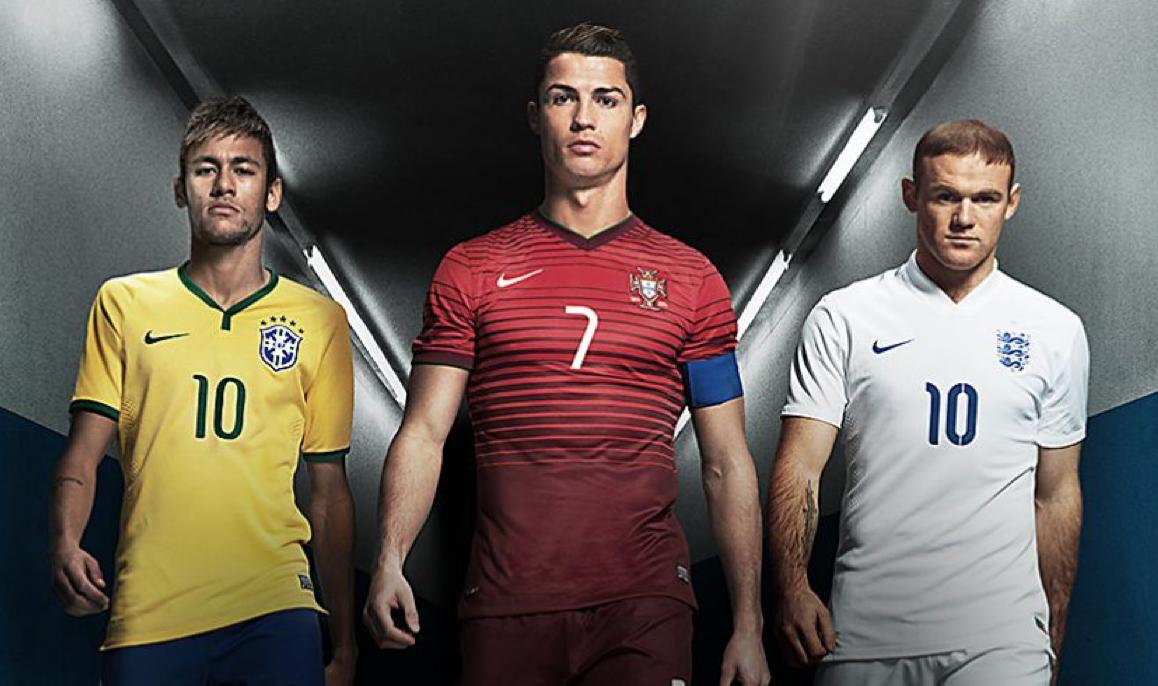 Nike Risk Everything Neymar Does Nike Risks Everyt...