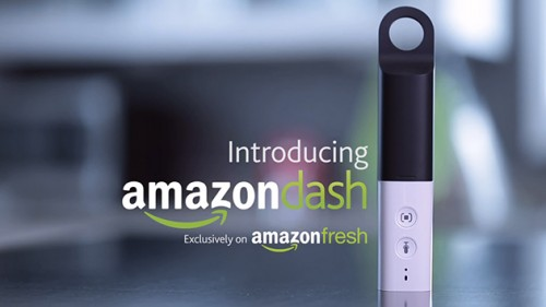 Amazon Dash: Disruptive Innovation That Makes Shopping Simple. By trendwacther Igor Beuker for ViralBlog.com