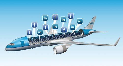 KLM Goes Uber With Flight Attendant Ratings. Story by Igor Beuker for ViralBlog.com