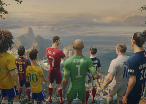 Nike Football: Awesome Animated Film 'The Last Game'. By Igor Beuker for ViralBlog.com