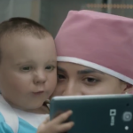 Viral Video Internet Baby Earns Attention For MTS Mobile
