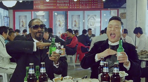 PSY's New Music Video Hangover Goes Viral In 2 Days. Story by pro speaker Igor Beuker for ViralBlog.com