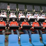 How Robots Help Baseball Fans Cheer In South Korea