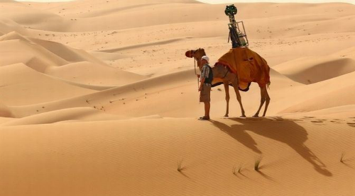 Google Camel View