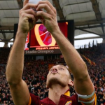 How Francesco Totti's Goal Celebration Selfie Goes Viral