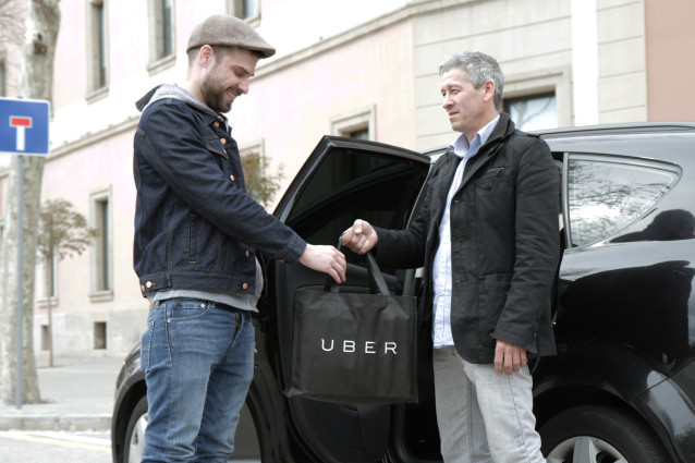 be an uber eats driver