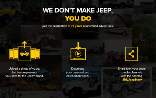 My Jeep Story
